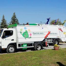 U Komunalne usluge stigla vozila za odvojeno prikupljanje otpada
